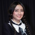 Viviyona Apriani atau Yona JKT48 Saat Launching Single 'Halloween Night'