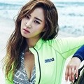 Kwon Yuri Girls' Generation di Majalah High Cut Vol.153