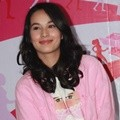 Chelsea Islan di Press Conference Jakarta Goes Pink 2015