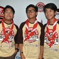 CJR di Indonesia Scouts Challenge 2015-2016