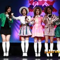 Red Velvet Tunjukan Pose Boneka di Acara Preview Album 'The Red'