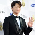 Seo In Guk di Red Carpet Seoul International Drama Awards 2015