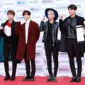SHINee di Red Carpet Hallyu Dream Festival 2015