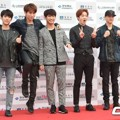 BTOB di Red Carpet Hallyu Dream Festival 2015
