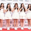April di Red Carpet Hallyu Dream Festival 2015