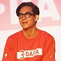 Adipati Dolken di Press Screening Film '3 Dara'