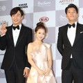 Lee Kwang Soo, Park Bo Young dan Lee Chun Hee Hadir di Busan International Film Festival 2015