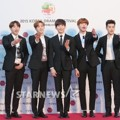U-KISS di Red Carpet Korea Drama Awards 2015