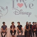Jumpa Pers Launching Album 'We Love Disney'