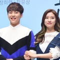 Xiumin EXO dan Kim So Eun di Showcase Serial 'Falling for Challenge'