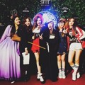 Tiffany Girls' Generation Berfoto Bersama Red Velvet