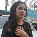 Andy Soraya Usai Mengisi Program 'Rumpi'