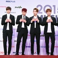 Monsta X di Red Carpet Melon Music Awards 2015