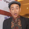 Dwi Andhika di Jumpa Pers Launching Program Acara Traveling 'The Ichiban'