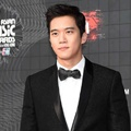 Ha Seok Jin di Red Carpet MAMA 2015