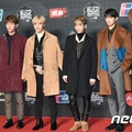 SHINee di Red Carpet MAMA 2015