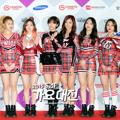 Twice di Red Carpet SBS Gayo Daejun 2015
