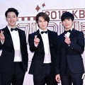 CN Blue di Red Carpet KBS Gayo Daechukje 2015
