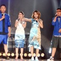 Ferry Maryadi, Prilly Latuconsina, Rina Nose dan Andhika Pratama Jadi Host Konser Move On Party 2016