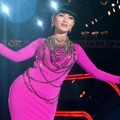 Zaskia Gotik di Konser Move On Party 2016