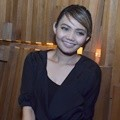 Rina Nose di Jumpa Pers Hut Indosiar ke-21