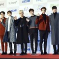 VIXX di Red Carpet Seoul Music Awards 2016