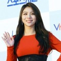 Ailee di Red Carpet Seoul Music Awards 2016