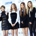 EXID di Red Carpet Seoul Music Awards 2016