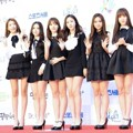 G-Friend di Red Carpet Seoul Music Awards 2016