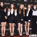 Red Velvet di Red Carpet Golden Disc Awards 2016