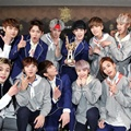 Seventeen (II) Raih Penghargaan Rookie of the Year