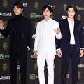 CN Blue di Red Carpet Golden Disc Awards 2016