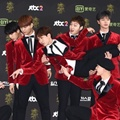 BTOB di Red Carpet Golden Disc Awards 2016