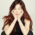 Tiffany Girls' Generation di Majalah Sure Edisi Januari 2016