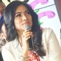 Titi Kamal di Jumpa Pers Film 'Demi Cinta'