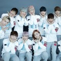 Seventeen di Acara 'Idol Star Athletics Championships 2016'