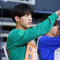 Minhyuk BTOB di 'Idol Star Athletics Championships 2016'