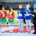 Lovelyz dan Bangtan Boys di 'Idol Star Athletics Championships 2016'