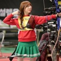 Kei Lovelyz di Lomba Panahan 'Idol Star Athletics Championships 2016'