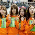 G-Friend di 'Idol Star Athletics Championships 2016'