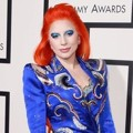 Lady GaGa di Red Carpet Grammy Awards 2016