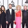 Little Big Town di Red Carpet Grammy Awards 2016