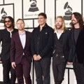 Foo Fighters di Red Carpet Grammy Awards 2016