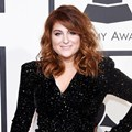 Meghan Trainor di Red Carpet Grammy Awards 2016