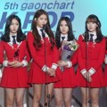 G-Friend Raih Piala New Artist of the Year Female