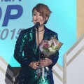 So Chan Whee Raih Piala Popular Singer of the Year