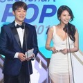Alex Clazziquai Project dan Jei Fiestar di Gaon Chart K-Pop Awards 2016
