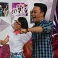 Lesti dan Danang di Press Conference Launching Single Terbaru Mereka