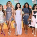 Fifth Harmony di Red Carpet Kids' Choice Awards 2016