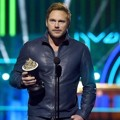 Chris Pratt Raih Piala Best Action Performance